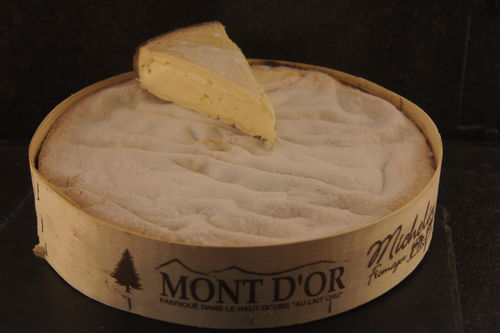 MONT D'OR AOP (coupe) OU VACHERIN DU HAUT-DOUBS